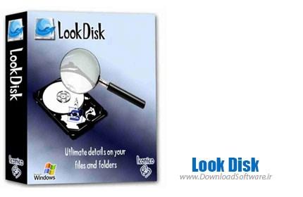 LookDisk 6.6 Final – جستجوی متن از داخل فایلها