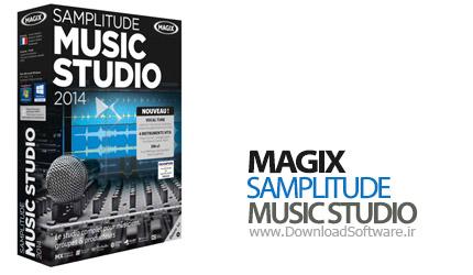 MAGIX Samplitude Music Studio 2014 20.0.2.16 – ساخت و ویرایش موزیک