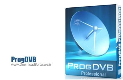 ProgDVB Pro 7.20 x86/x64 + Portable دانلود آفلاین