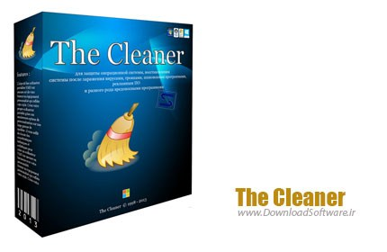 The Cleaner 9.0.0.1123 DC 30.01.2014 + Portable – محافظ سیستم