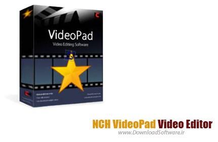 NCH VideoPad Video Editor Pro 3.29 + Portable ویرایش فایل های ویدئویی