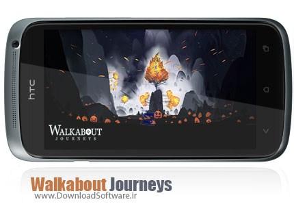 دانلود بازی زیبا و فکری Walkabout Journeys v2.0.0 ...