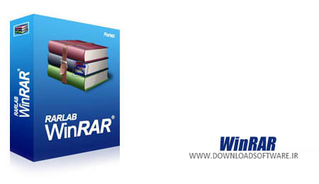 WinRAR 5.10 Final x86/x64 + Farsi + Portable فشرده سازی فایل