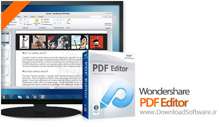 Wondershare PDF Editor 3.6.0.9 – ویرایش ، تبدیل و ایجاد پی دی اف