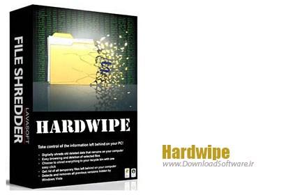 Hardwipe 4.1.1 Final + portable – حذف فایل بدون قابلیت بازیابی مجدد