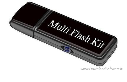 دانلود Multi Flash Kit - ابزارهای کامل برای مدیریت فلش مموری ها