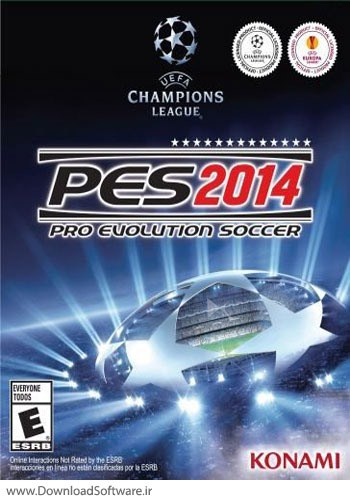 دانلود پچ بازی PES 2014 با نام PESEdit 2014 Patch 3.0