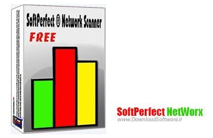 SoftPerfect NetWorx 5.2.12 + Portable – کنترل پهنای باند اینترنت