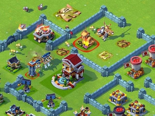 دانلود بازی آنلاین قلعه اندروید