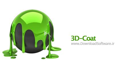 ۳D-Coat 4.0.14A x86/x64 طراحی و ساخت شخصیت های ۳ بعدی
