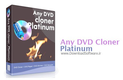 Any DVD Cloner Platinum 1.3.7 + Portable کپی DVD
