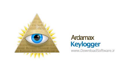 Ardamax Keylogger 4.1.0 Pro Edition جاسوسی کامل از عملکرد سیستم