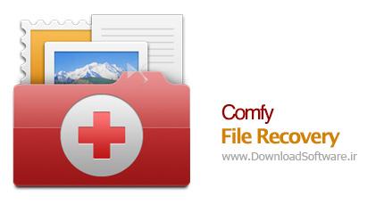 Comfy File Recovery 3.4 بازیابی فایل های حذف شده