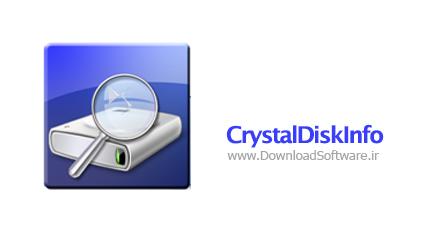 CrystalDiskInfo 6.1.10 Final نمایش اطلاعات و مشخصات هارد دیسک