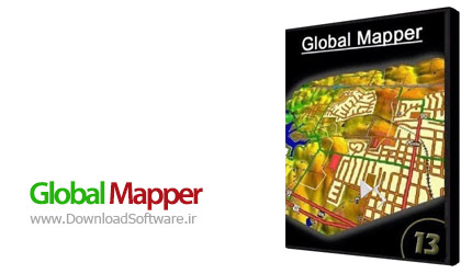 Global Mapper 15.1.1 Build 011714 x86/x64 – نقشه برداری