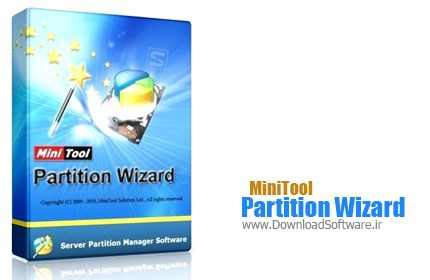 MiniTool Partition Wizard All Editions 9.1 + Pro 10.2.1 + Portable – مدیریت پارتیشن ویندوز