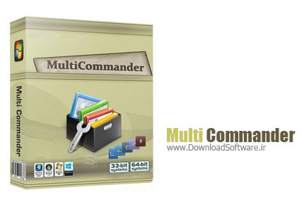 Multi Commander 4.1.0.1620 x86/x64 + Portable – فایل منیجر ویندوز