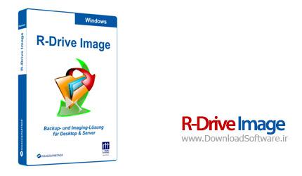 R Drive Image 5.3 build 5301 + Portable   بکاپ گرفتن از رایانه