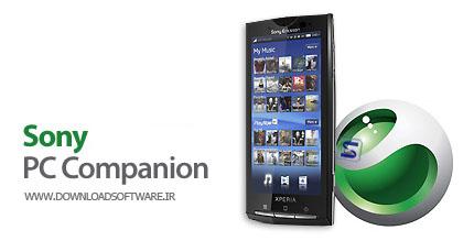 Sony PC Companion 2.10.181 مدیریت گوشی سونی