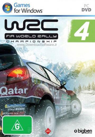 دانلود بازی WRC 4 FIA World Rally Championship برای PC
