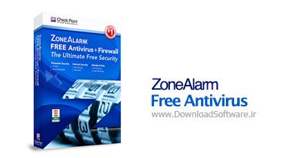 ZoneAlarm Free Antivirus + Firewall v13.1.211.000 دیوار آتش قدرتمند و رایگان