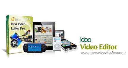 idoo Video Editor Pro v2.8.0 ویرایش فایلهای ویدئویی