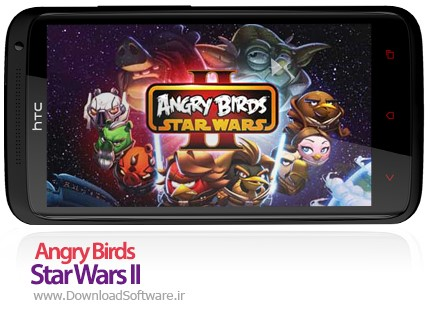 Angry Birds Star Wars II 2 android game