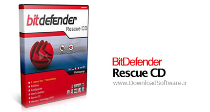 BitDefender Rescue CD 23.01.2014 – دیسک نجات BitDefender