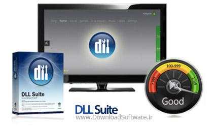 DLL Suite 2013.0.0.2113 + Portable نرم افزار رفع خطاهای فایلهای DLL
