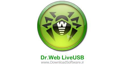 Dr Web LiveUSB 6.0.2 DC 30.1.2014 – آنتی ویروس دکتر وب نسخه USB بوت