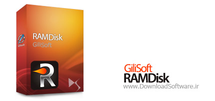 GiliSoft RAMDisk 6.3.0 ساخت درایو مجازی