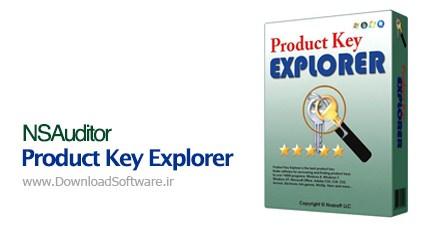 NSAuditor Product Key Explorer 3.6.1.0 + Portable یافتن شماره سریال برنامه ها