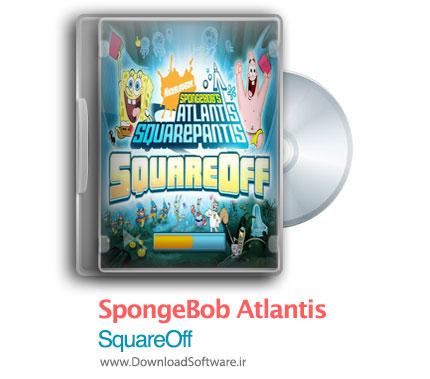 بازی باب اسفنجی SpongeBob Atlantis SquareOff برای PC