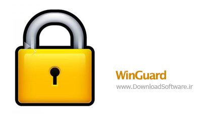 WinGuard Pro 2014 8.14 جلوگیری از دسترسی دیگران به برنامه ها و پوشه ها