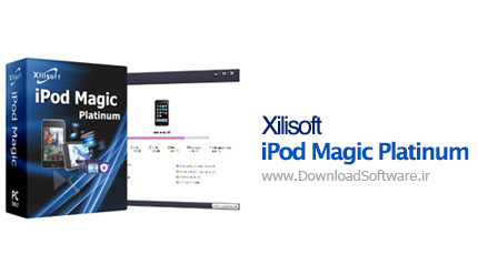 Xilisoft iPod Magic Platinum 5.5.7.20140127 مدیریت iPod