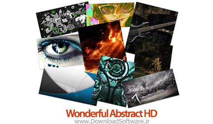 ۱۰۰ Wonderful Abstract HD Wallpapers مجموعه پس زمینه های زیبا