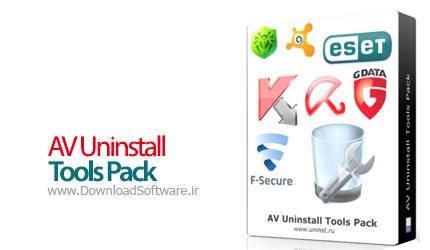 AV Uninstall Tools Pack 2017.02 پکیج نرم افزاری پاکسازی
