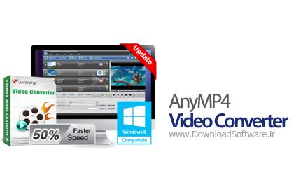 AnyMP4 Video Converter 6.2.20.20825 + Platinum مبدل ویدیویی