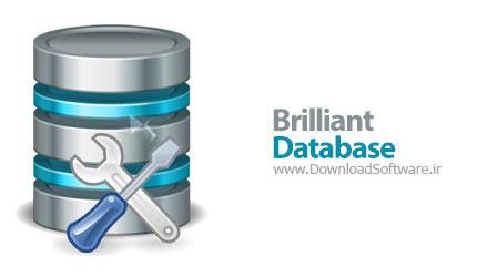 Brilliant Database 10.5 Professional/Server/Workplace/Ultimate ساخت و مدیریت پایگاه داده