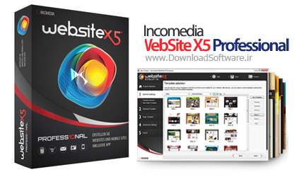 Incomedia WebSite X5 Professional