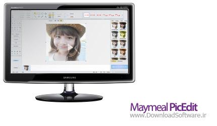 Maymeal PicEdit 3.96 ویرایش تصاویر