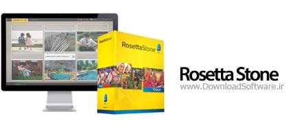 Rosetta Stone TOTALe 4.1.15 – نرم افزار رزتا استون