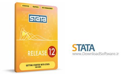 Stata 12 برنامه آماری برای محققان جامعه شناسی و اقتصاد