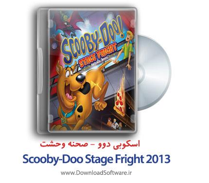 دانلود Scooby-Doo Stage Fright 2013 انیمیشن اسکوبی دوو صحنه وحشت