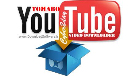 Tomabo YouTube Video Downloader Pro 3.7.0 دانلود فیلم از یوتیوب