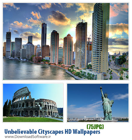Unbelievable Cityscapes HD Wallpapers مجموعه ۷۵ والپیپر شهرهای بزرگ جهان