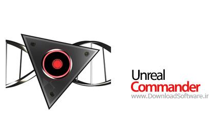 Unreal Commander 2.02 Build 965 مدیریت فایل ها