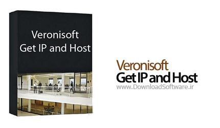 Veronisoft-Get-IP-and-Host