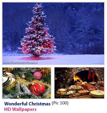 دانلود مجموعه ۱۰۰ والپیپر جدید کریسمس به مناسبت سال میلادی ۲۰۱۴
