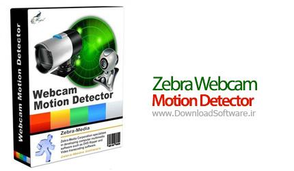 Zebra-Webcam-Motion-Detector